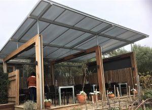Woodlands-CMI Ridgewood Shelter