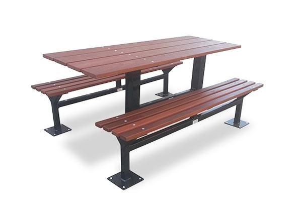 The George Setting - DDA Table